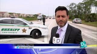 Incidente en la I-75, un muerto y un policía herido