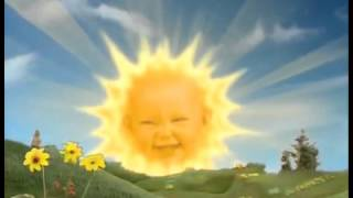 Tubbie Baby Sun Laughing :D