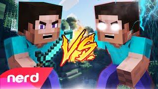 Minecraft Song | Steve VS Herobrine (Rap Battle) | NerdOut!