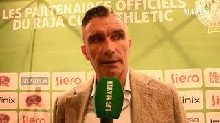 Patrice Carteron : le statut de Abdelilah Hafidi au Raja est pareil à celui de Lionel Messi au FC Barcelone