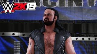 WWE 2K19 - Drew McIntyre (Entrance, Signature, Finisher)