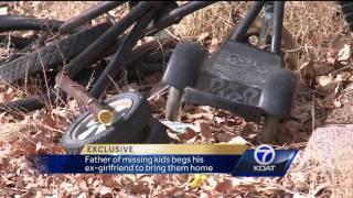 VIDEO: Police find missing Albuquerque family in Arizona