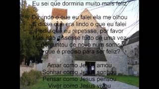 AMAR COMO JESUS AMOU