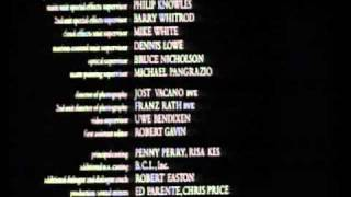HTV West continuity - Never Ending Story curtailed credits + HTV promo trailer (December 1991)
