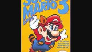Super Mario Bros. 3-Stage Start Sound Effect
