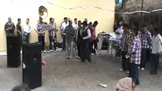 El Charro Negro De,Las Flores,San Dionicio Ocotepec 2012