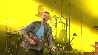 Coldplay - Yellow (UNSTAGED) width=