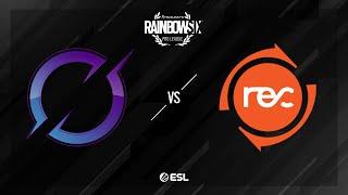 DarkZero Esports vs. Team Reciprocity - Kafe - Rainbow Six Pro League - Season X - NA