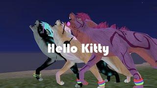 Hello Kitty | FeralHeart Music Video ft. SmileyCream9 & Kira TheGod