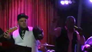 Phat Rob & Tony Borges Live at Beira Alta, May 17, 2014