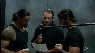 The shield  them song by roman reigns, Dean ambrose, seth rollines