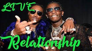 Young Thug - Relationship LIVE Barcelona