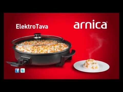 arnica elektro tava ile leziz yemekler.flv