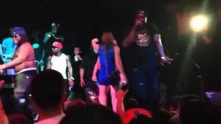 Smoke DZA LIVE @ Orpheum Ybor Tampa FL Sunday 8/19/12 Smoke