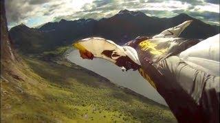 GoPro HD HERO camera: Base Jump Movie
