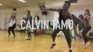 Dj Flex- Kpuu Kpa Freestyle I Calvin Tamo Choreography