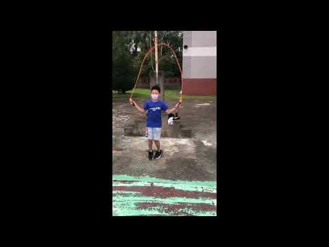 兔寶貝跳繩盃 - YouTube