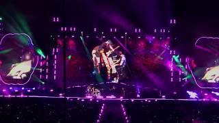 Coldplay - Paradise live @ Stadio San Siro Milano - 4 Luglio 2017 [4K]