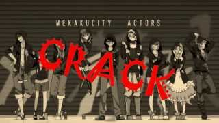 Kagerou Project/Mekakucity Actors - CRACK! (Watch in HD)