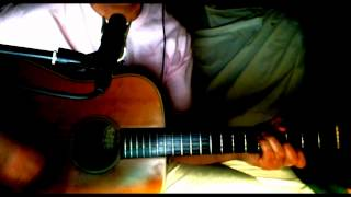 Lucy In the Sky With Diamonds ~ The Beatles ((°J°)) ~ Acoustic Cover w/ Takamine 12-String
