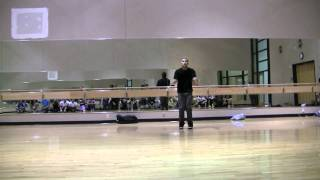 Ryan Leslie | Rescue You | Choreography @Dareal08
