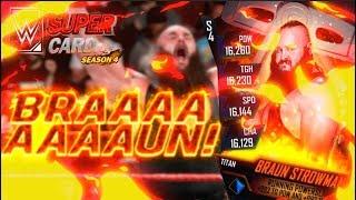 WWE SUPERCARD: Braun Titan