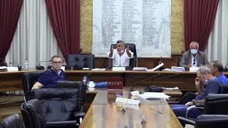 Consiglio Comunale di Marsala del 18/08/2020