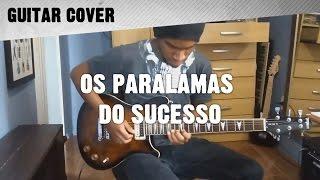 Os Paralamas do Sucesso: Lanterna dos Afogados (Solo) • Guitar cover by Rafael Freitas