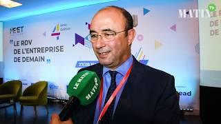 Meet the lead 2019: Déclaration de Lotfi Sekkat, PDG de CIH Bank