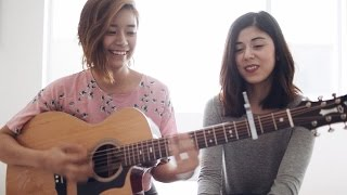 Weezer - Island in The Sun (Cover) by Daniela Andrade & Sarah Lee