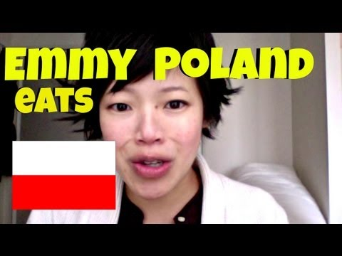 Emmy Eats Poland – Polish Sweets