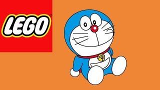 How to Build Lego Doraemon