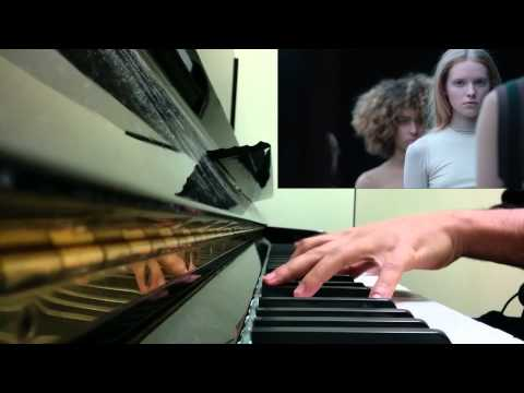 Wolves Kanye West Ft Vic Mensa Sia Piano Cover V1 Chords