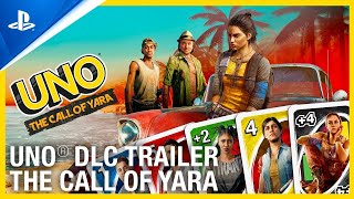 Now Far Cry 6\'s Iconic Cast Can Be Found in Card Game UNO
