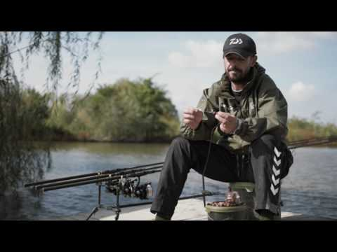 Montura Mika Alas - pescuit