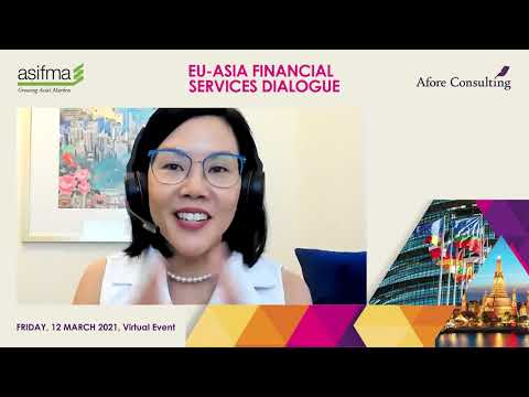Panel II: The use of technology in financial services: Asian and European views