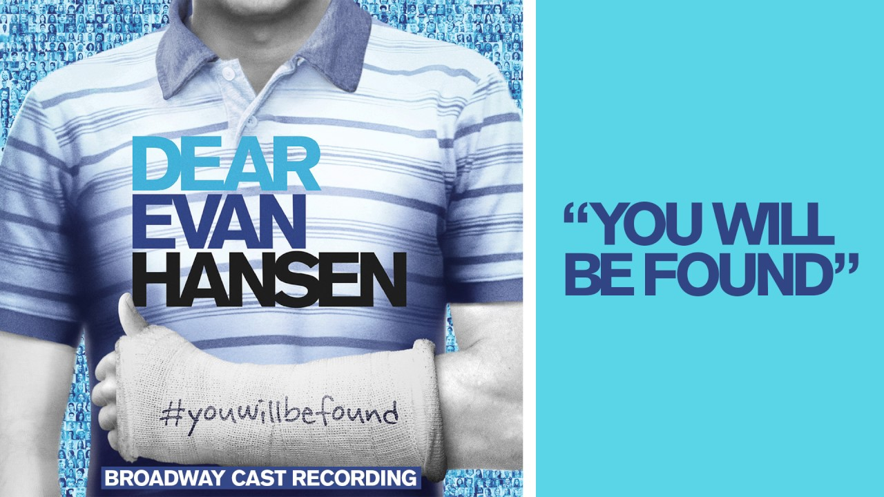Dear Evan Hansen Broadway Tickets Cincinnati December