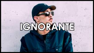 Holly Hood - Ignorante (letra)