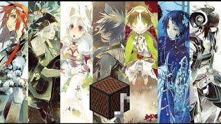 "Rokka no Yuusha ED 1 ""Secret Sky"" - Minecraft Noteblocks"