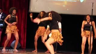Sitya Loss Live with Eddy Kenzo (Freestyle) // iZZY ODIGIE