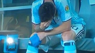 Lionel Messi announced retirement from international football