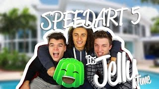 Speedart #5 Jelly 1 Year Youtube/1 Million Subscribers Special! Pointy