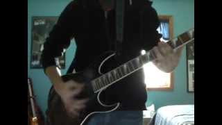 Nine Lashes feat. Trevor McNevan - Adrenaline (Guitar Cover)
