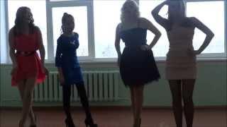 WONDER GIRLS - be my baby (B4 cover)