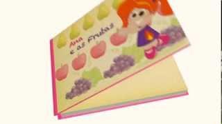Ana e as Frutas   Historinha e clipe musical infantil