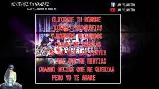 Olvidare Tu Nombre - La Villanita Ft Azeel Mc [Prod: Lp Records]