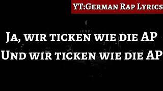 CAPITAL BRA - Wir Ticken (Official HQ Lyrics) (Text) (Download) l German Rap Lyrics