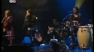 Angel - The Corrs (live)