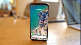 Galaxy S9 Skyline Notification Alert