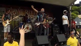 I Fight Dragons: cRaZie$ Live HD Warped Tour 2014